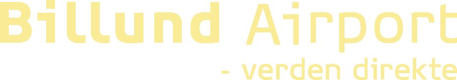 Billund Airport logo - verden direkte